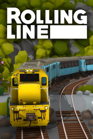 Rolling Line poster image on Steam Backlog