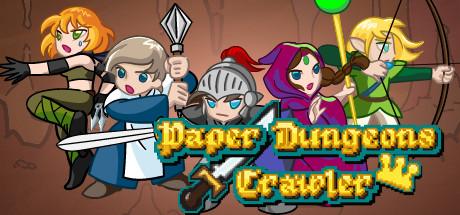 Paper Dungeons Crawler cover art