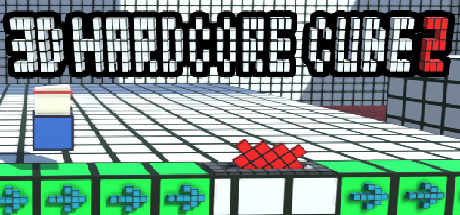 3D Hardcore Cube 2 cover art