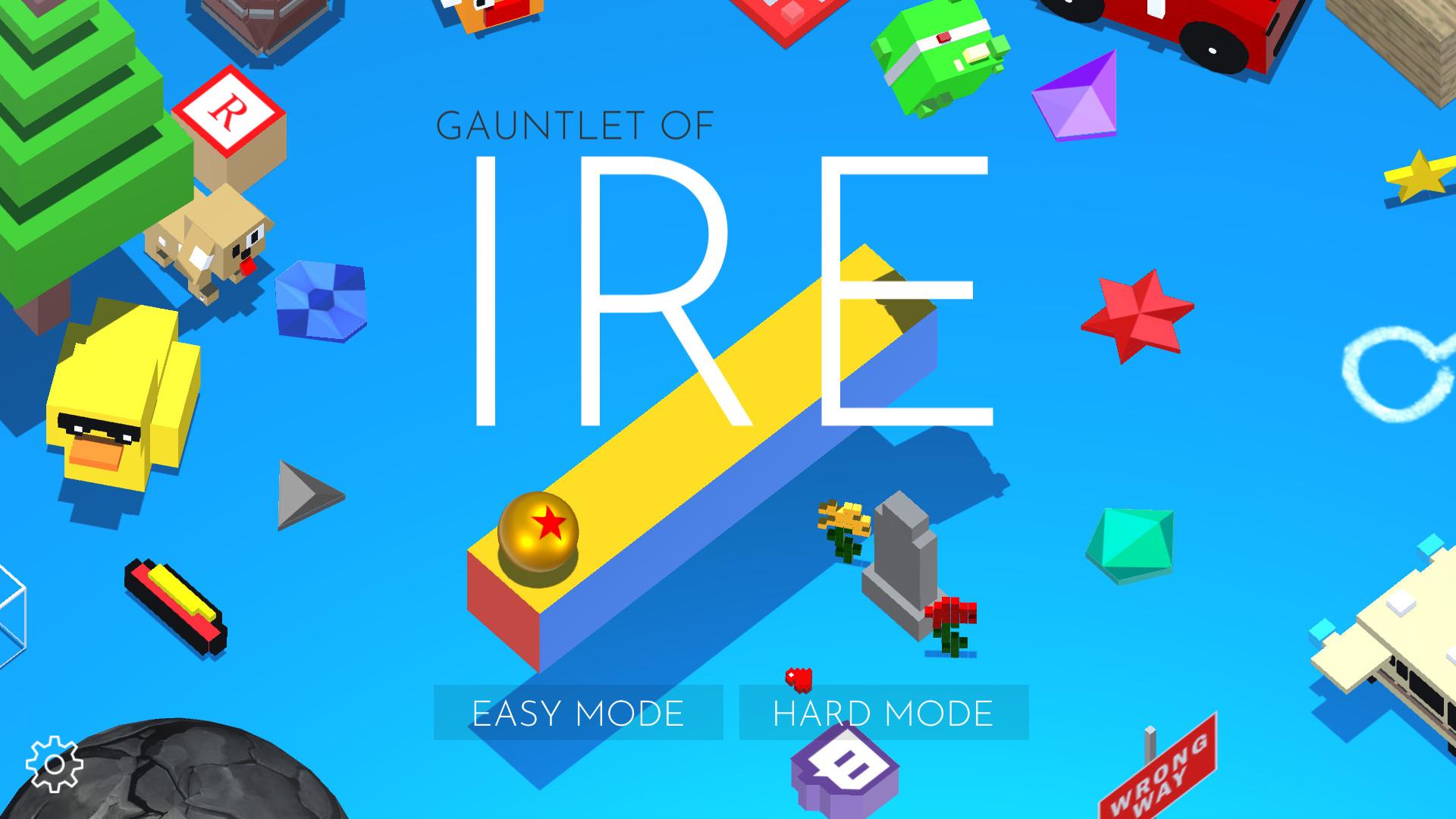 Gauntlet of IRE on Steam