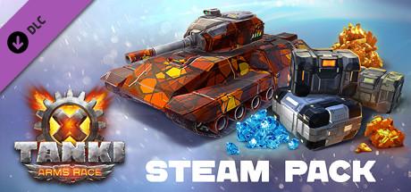 Tanki X: Steam Pack