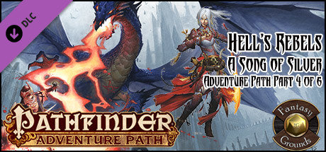 Fantasy Grounds - Pathfinder RPG - Hell's Rebels  AP 4: A Song of Silver (PFRPG)