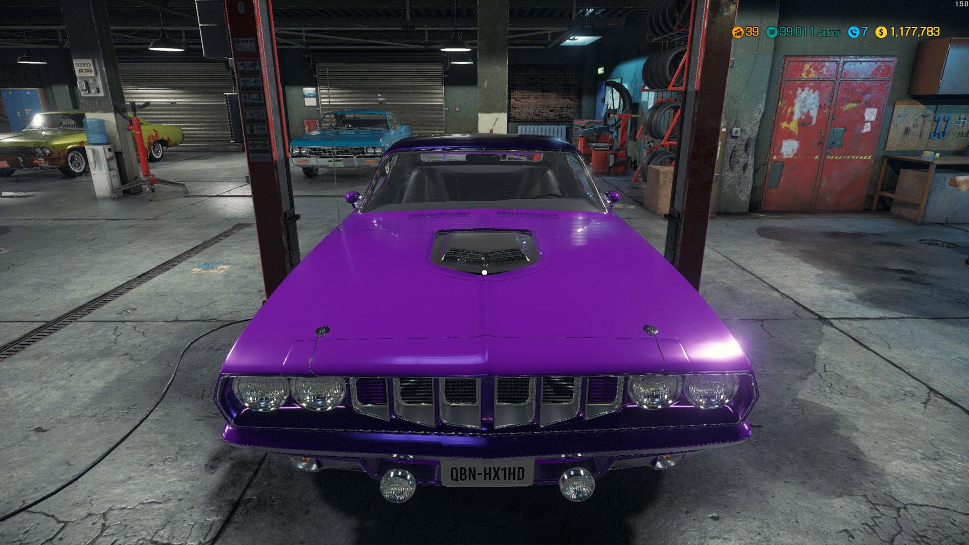 Car Mechanic Simulator 2018 - Plymouth DLC