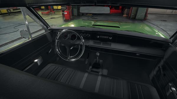Capture d'écran n°5 du Jeu Car Mechanic Simulator 2018 - Plymouth DLC