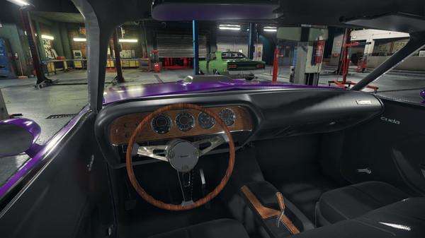 Capture d'écran n°7 du Jeu Car Mechanic Simulator 2018 - Plymouth DLC