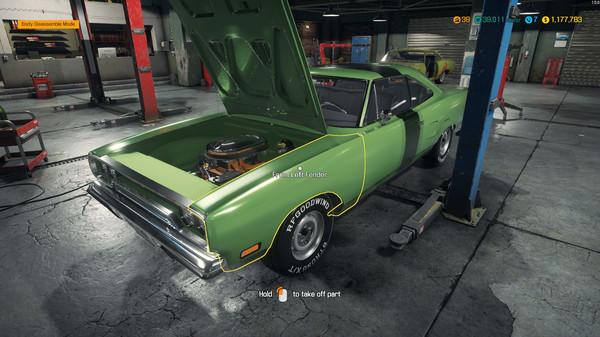 Capture d'écran n°1 du Jeu Car Mechanic Simulator 2018 - Plymouth DLC