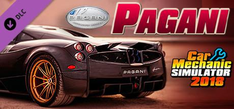 Car Mechanic Simulator 2018 Pagani Dlc Appid 754921 Steam