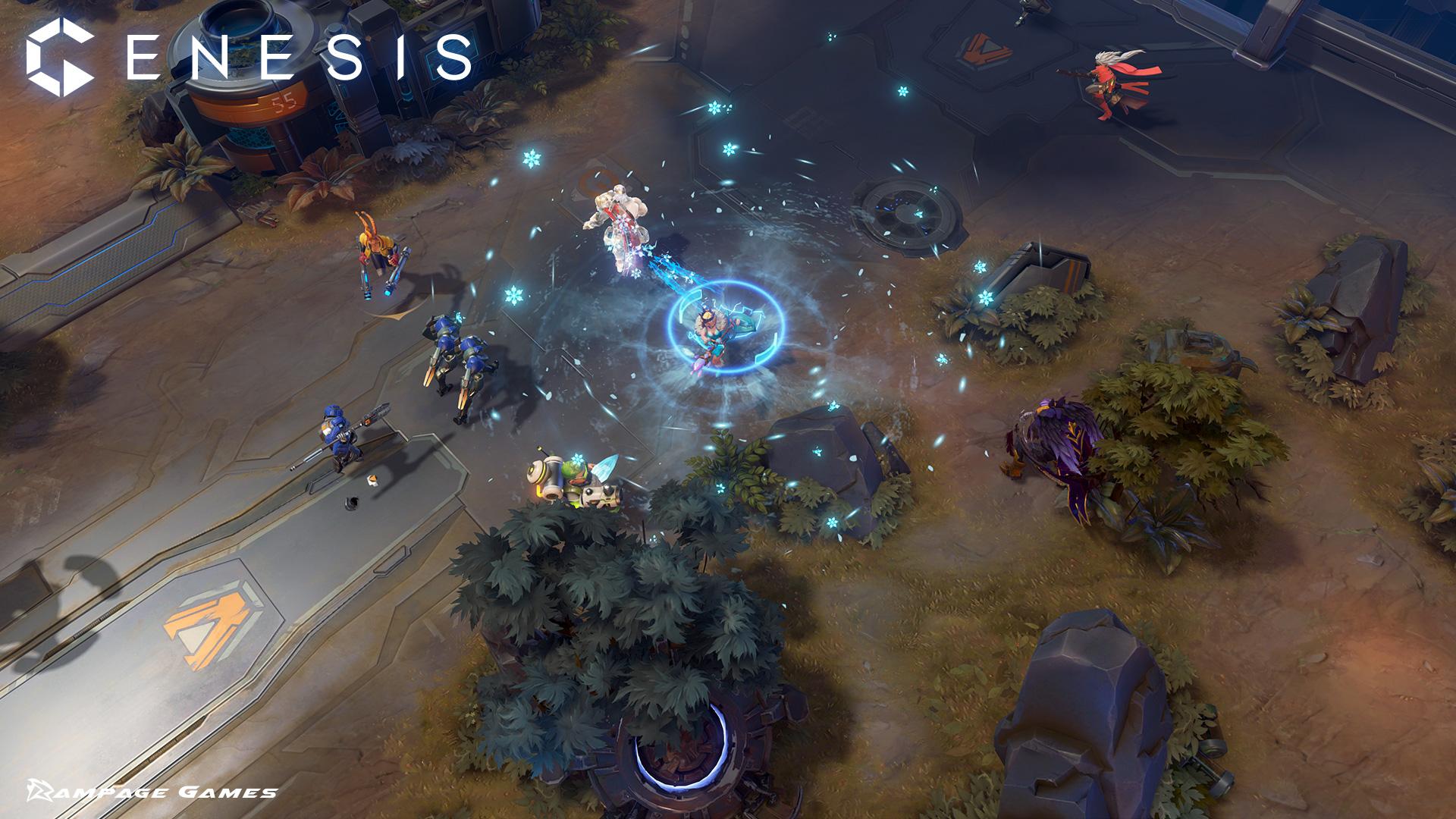 Genesis - 创世争霸 on Steam