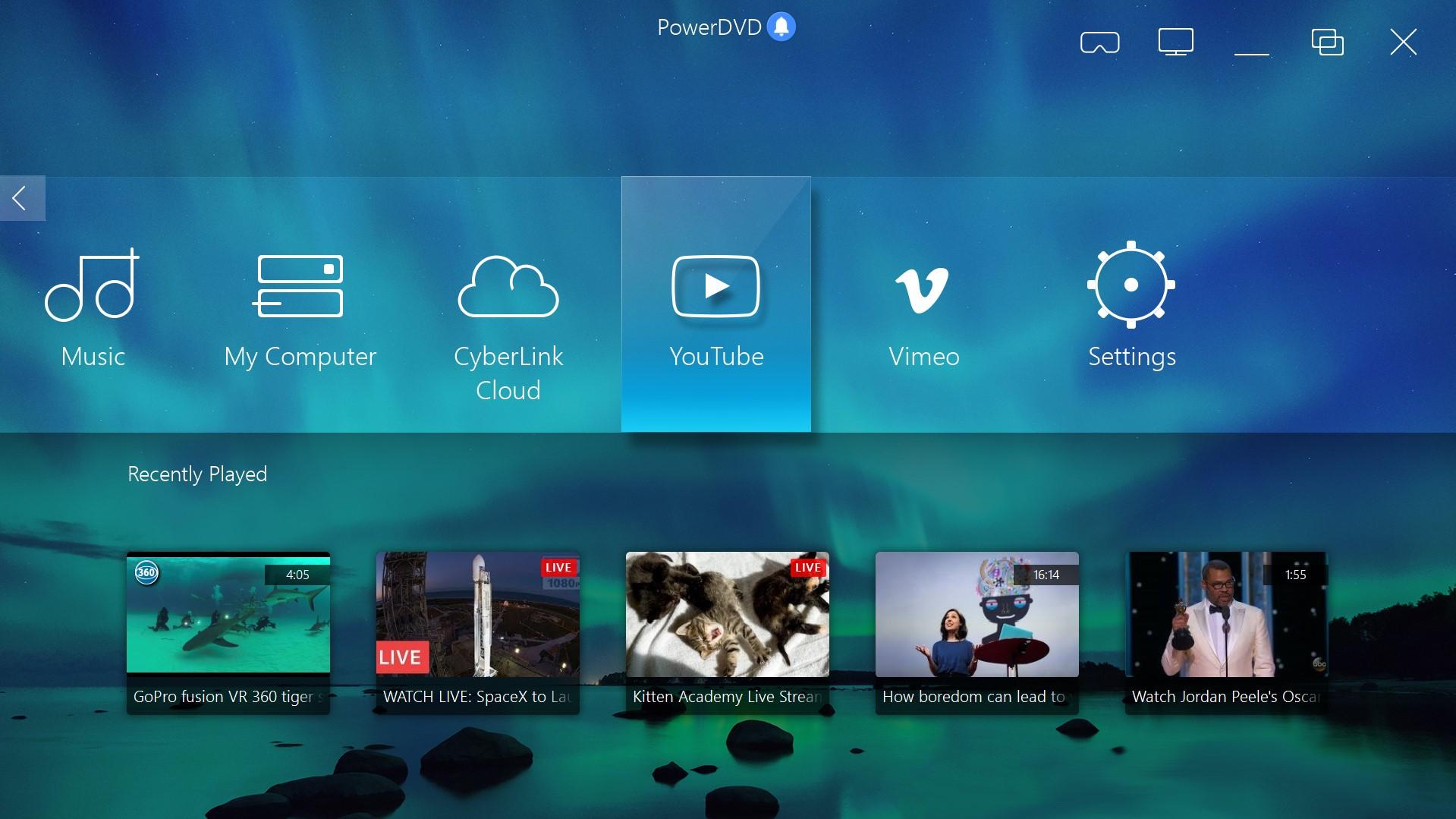 CyberLink PowerDVD 18 Ultra - Media player, video player, 4k media player, 360 video on Steam