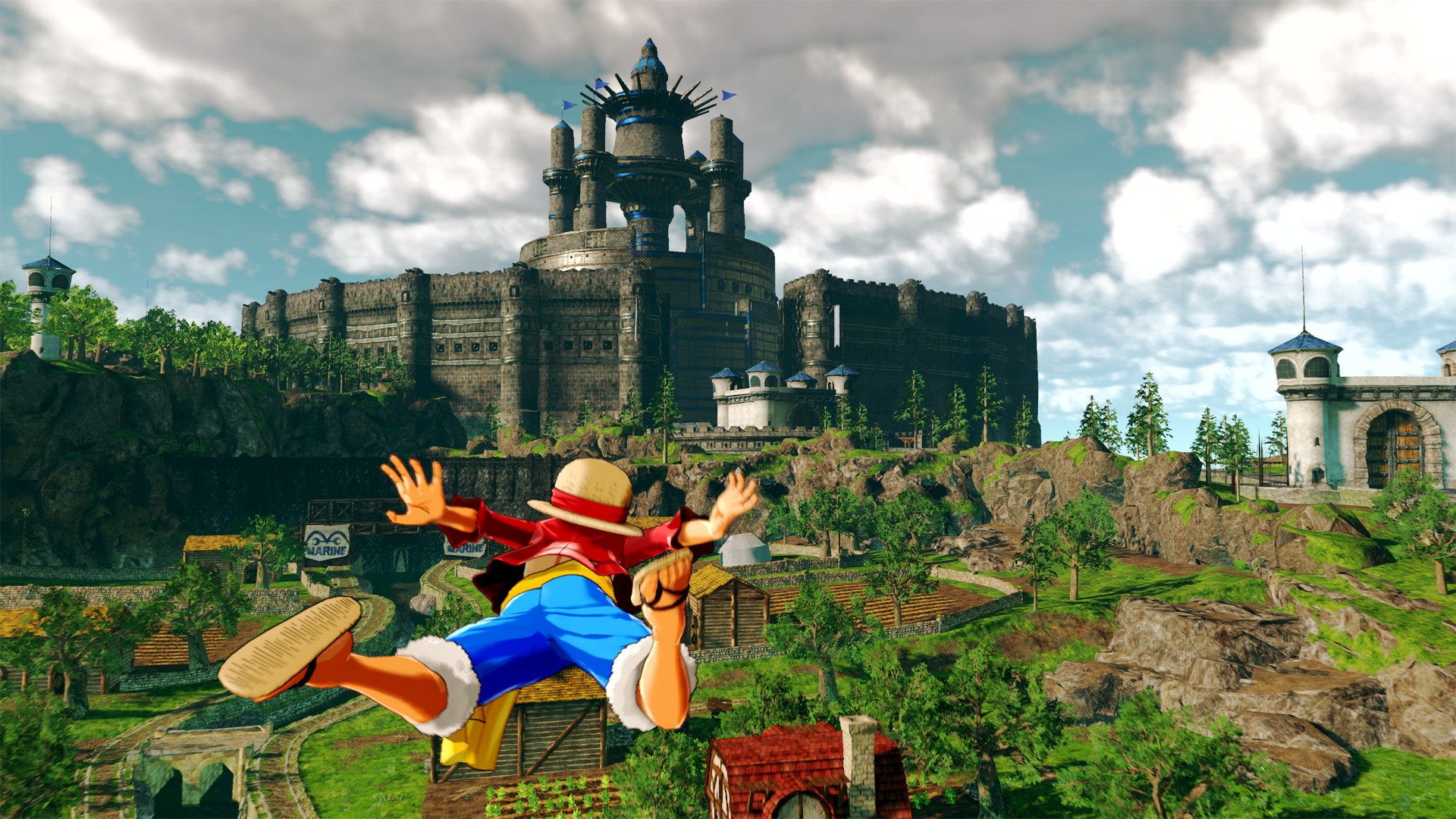 Link Tải Game ONE PIECE World Seeker miễn phí