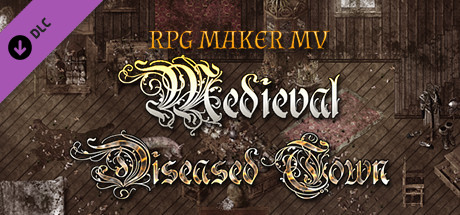 RPG Maker MV - Medieval: Diseased Town