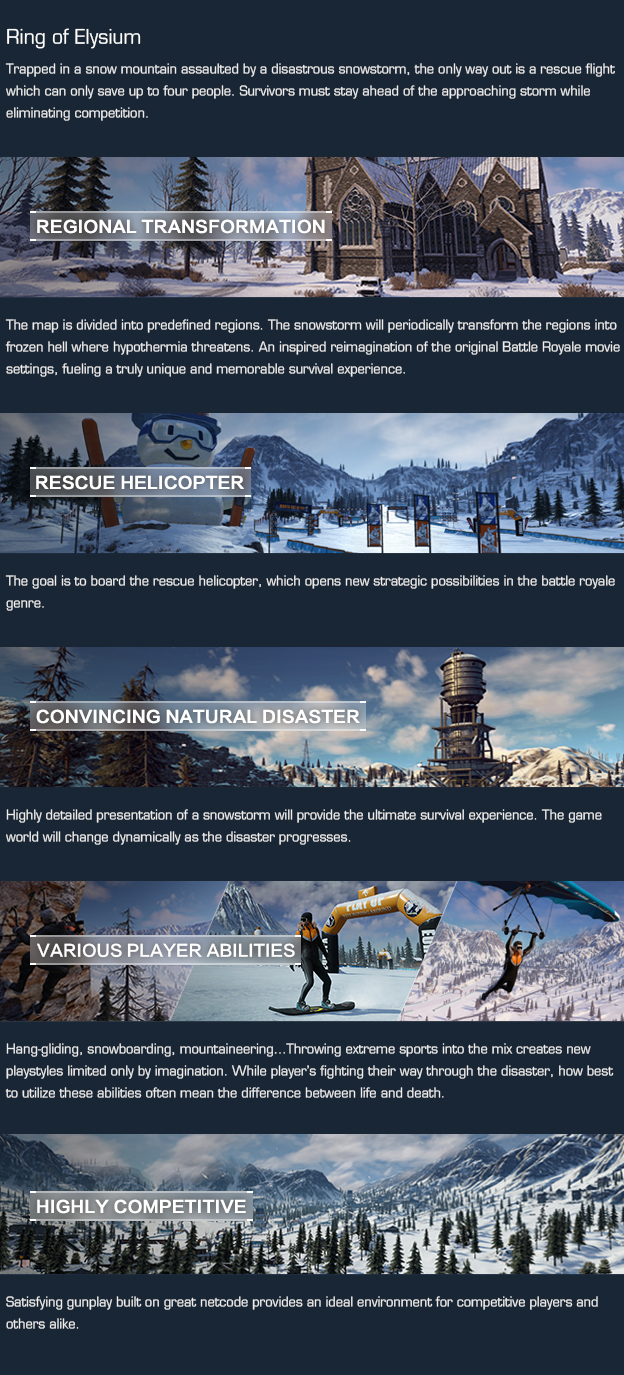Ring Of Elysium Is Officially Released Ringofelysium