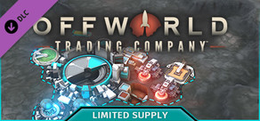 Offworld Trading Company - Limited Supply DLC cover art