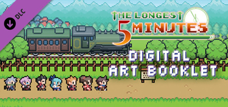 The Longest Five Minutes - Digital Art Booklet