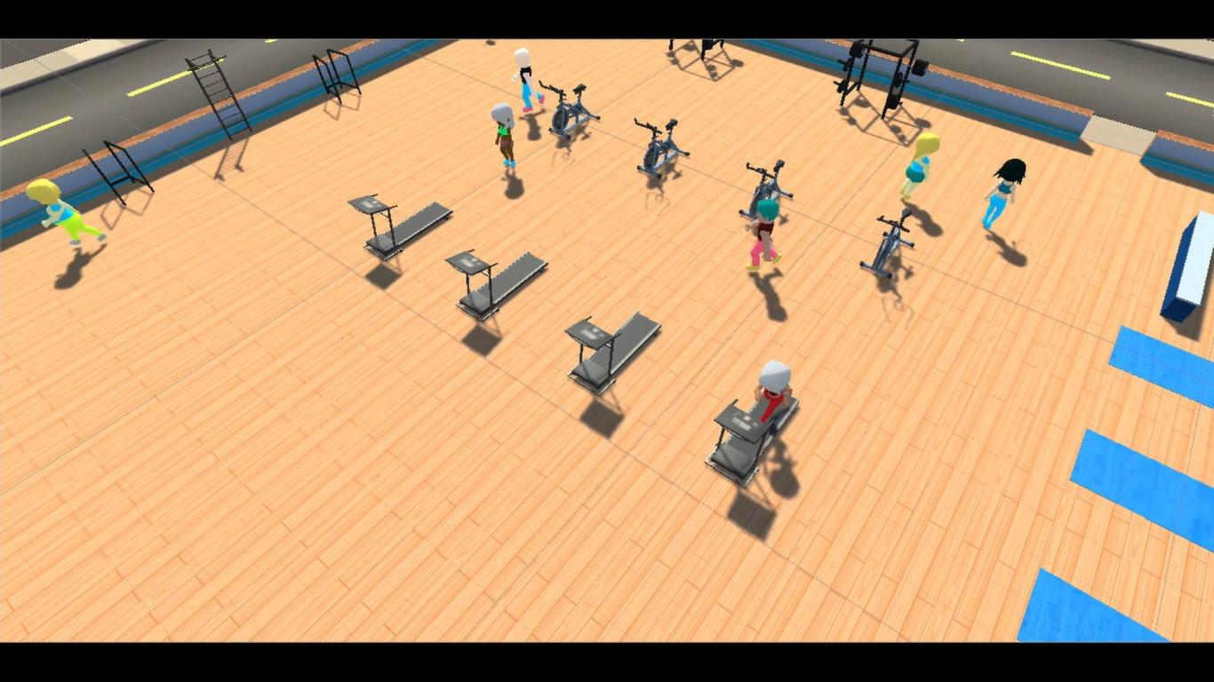 gym simulator pc