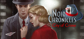 Noir Chronicles: City of Crime cover art