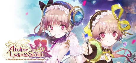 Atelier Lydie & Suelle: The Alchemists and the Mysterious Paintings: