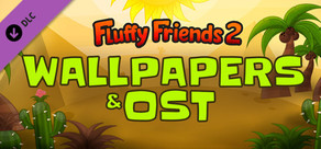 Fluffy Friends 2 - Wallpapers & OST cover art