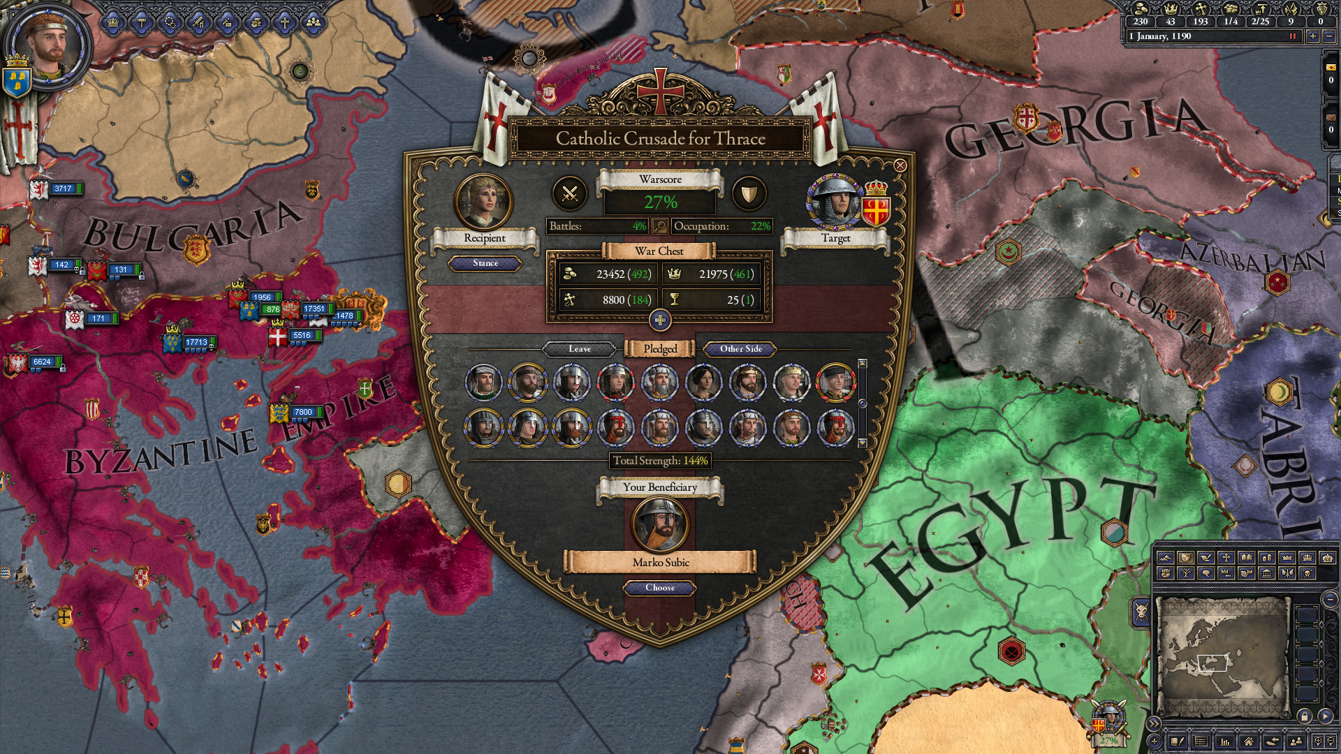Crusader Kings II: Holy Fury 3DM Download