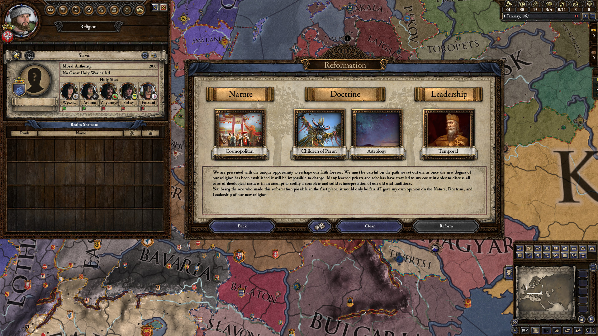 Crusader Kings II: Holy Fury Free Download