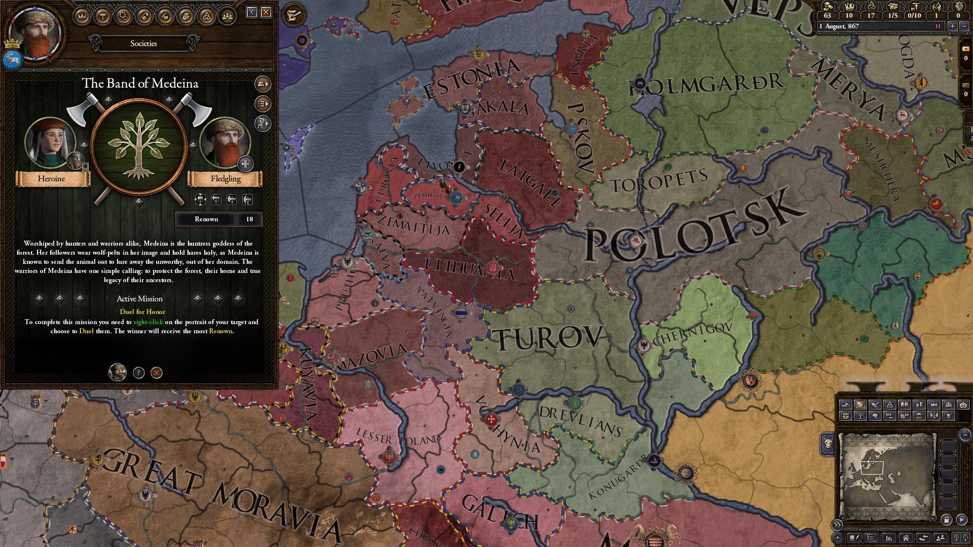 Expansion - Crusader Kings II: Holy Fury
