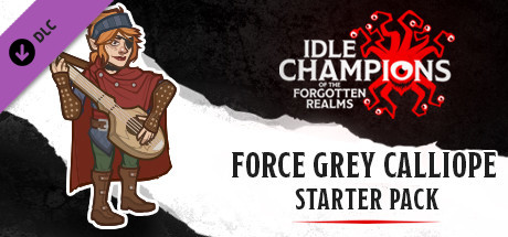 Idle Champions - Calliope Force Grey Pack