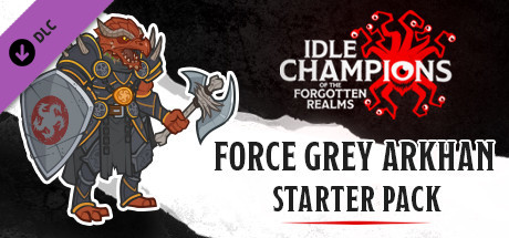 Idle Champions - Arkhan's Force Grey Starter Pack