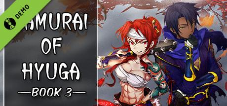 Samurai of Hyuga Book 3 Demo