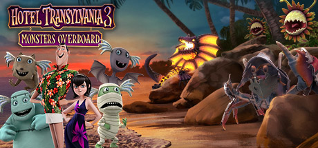 Hotel Transylvania 3 Monsters Overboard On Steam