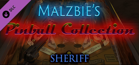 Malzbie's Pinball Collection - Sheriff Table