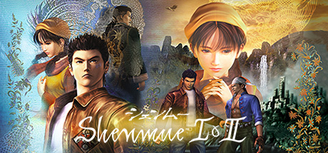 Shenmue I & II cover art