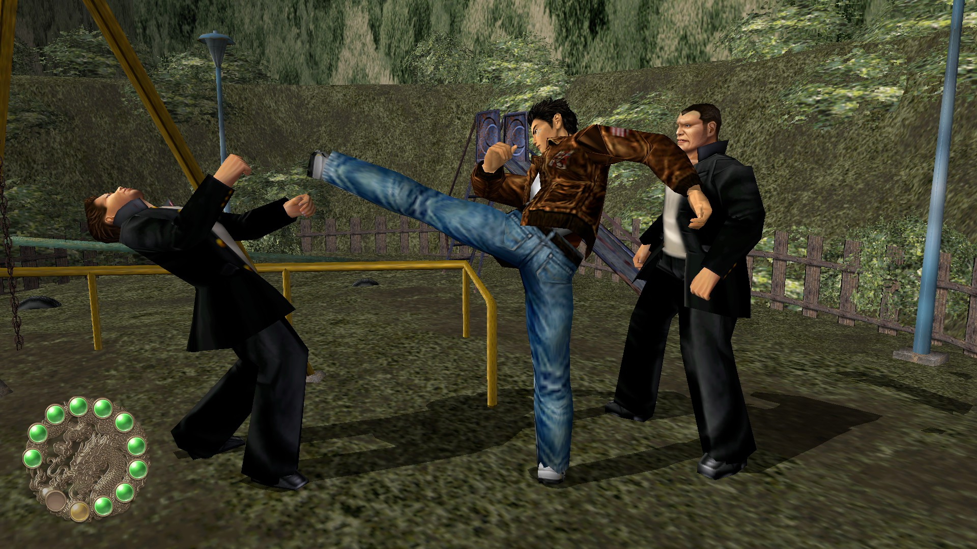 Shenmue I & II Download Cracked