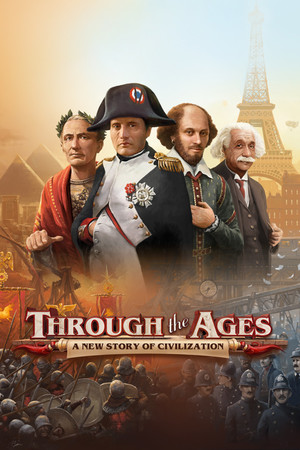 Through the Ages poster image on Steam Backlog