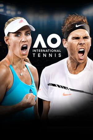 AO International Tennis poster image on Steam Backlog