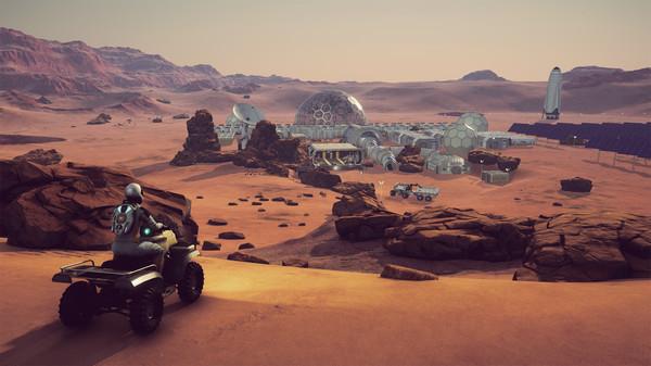 скриншот Occupy Mars: The Game 0