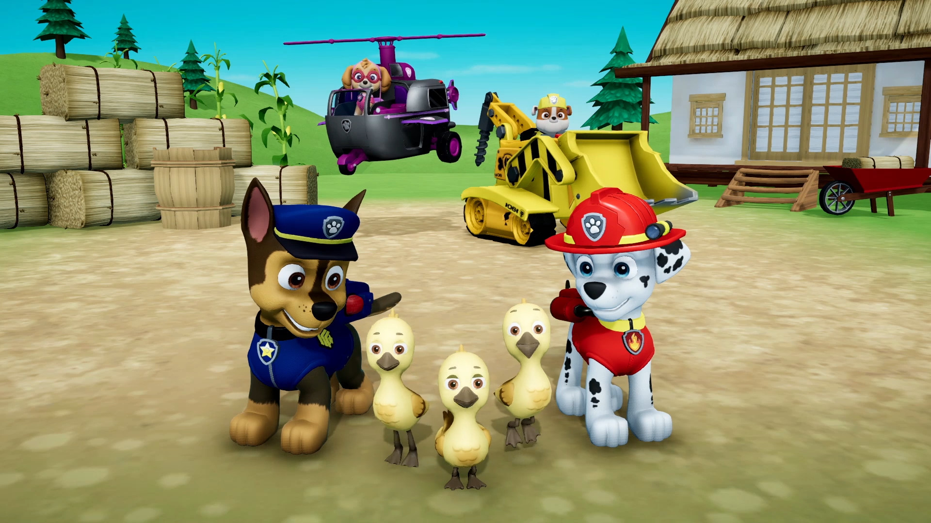 Paw Patrol: On A Roll! [2018|Eng]