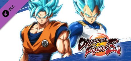 DRAGON BALL FighterZ - SSGSS Goku and SSGSS Vegeta Unlock