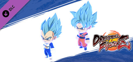 DRAGON BALL FighterZ - SSGSS Lobby Avatars