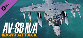 DCS: AV-8B Night Attack V/STOL