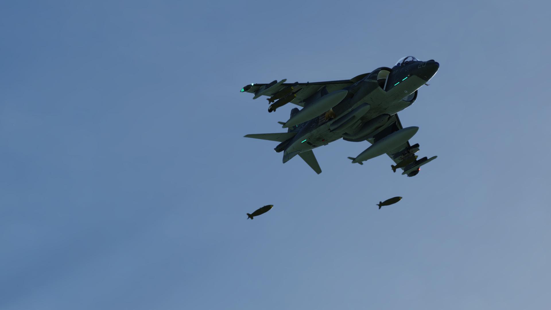 DCS: AV-8B Night Attack V/STOL