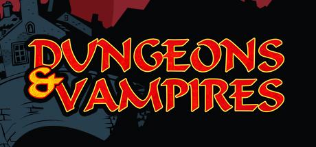 Dungeons&Vampires cover art
