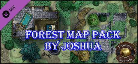 Fantasy Grounds - Forest Map Pack by Joshua (Map Pack)
