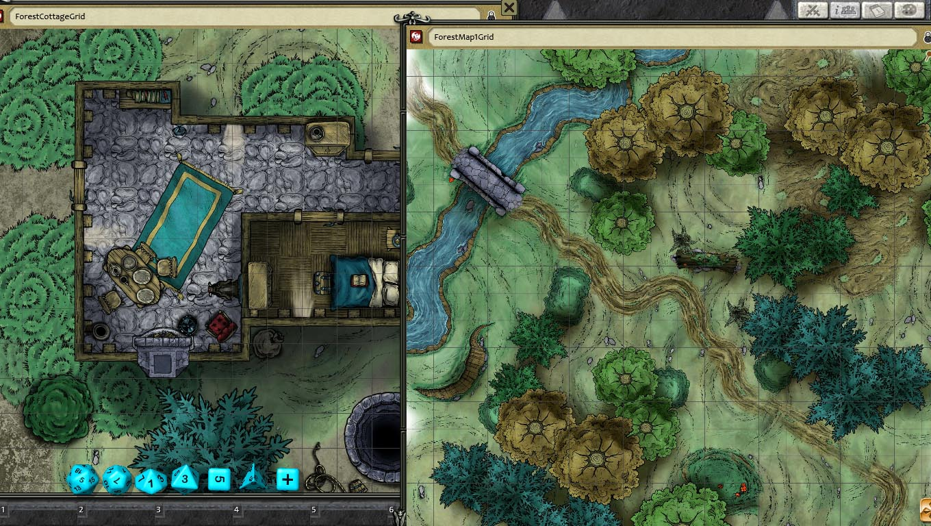 Fantasy Grounds - Forest Map Pack by Joshua (Map Pack) on Steam on