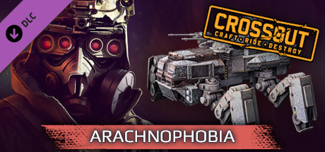 Crossout - Arachnophobia Pack