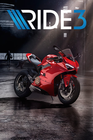 RIDE 3 poster image on Steam Backlog