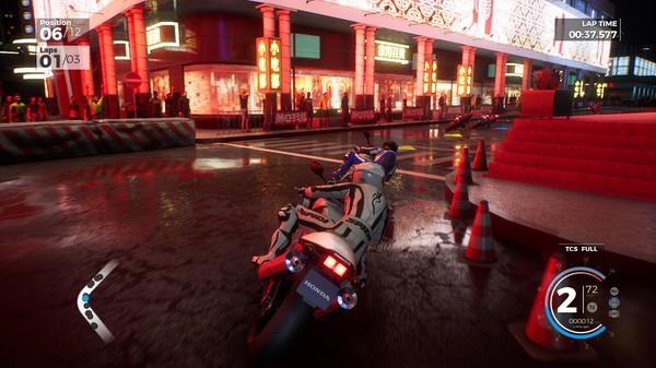 Скриншот из RIDE 3
