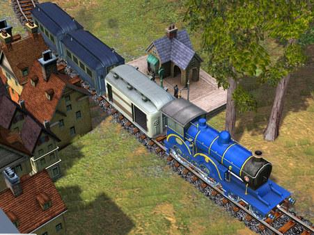 Скриншот из Sid Meier's Railroads!