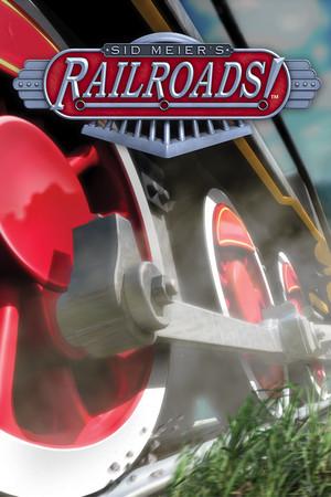 Sid Meier's Railroads! poster image on Steam Backlog