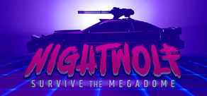 Nightwolf: Survive the Megadome cover art