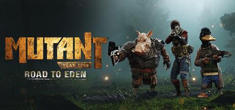 Mutant Year Zero: Road to Eden Cover Image